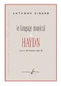 Le langage musical de Haydn dans les six Quatuors opus 76 - laflutedepan.com