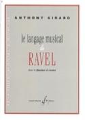 Le langage musical de Ravel dans le quatuor à cordes - laflutedepan.com