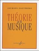 Théorie de la musique - Jacques CASTÉRÈDE - Livre - laflutedepan.com