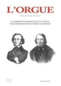 L'Orgue, n° 289 (2010/I) Revue Livre Revues - laflutedepan.com