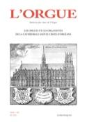 L'Orgue, n° 291 (2010/III) - Revue - Livre - Revues - laflutedepan.com