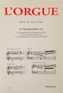 L'orgue, n° 297 (2012/I) - Revue - Livre - Revues - laflutedepan.com