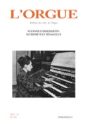 L'Orgue, n° 294 (2011/II) - Revue - Livre - Revues - laflutedepan.com