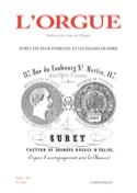 L'Orgue, n° 292 (2010/IV) Revue Livre Revues - laflutedepan.com