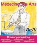 Medecine des Arts, n° 75-76 Revue Livre laflutedepan.com