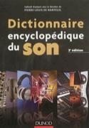 Dictionnaire encyclopédique du son Collectif Livre laflutedepan.com