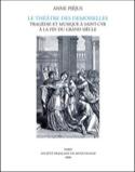 Le Théâtre des demoiselles - Anne PIÉJUS - Livre - laflutedepan.com