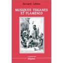 Musiques tsiganes et flamenco Bernard LEBLON Livre laflutedepan.com