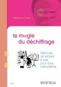 La magie du déchiffrage LE CORRE Pascal Livre laflutedepan.com