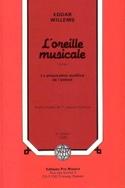 L'oreille musicale, tome I - Edgar WILLEMS - Livre - laflutedepan.com
