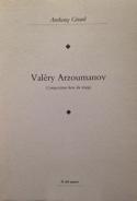 Valéry Arzoumanov, compositeur hors du temps laflutedepan.com