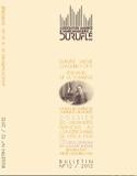 Association Maurice & Marie-Madeleine Duruflé : bulletin n° 12 (2012) laflutedepan.com