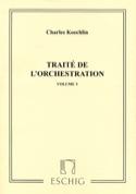 Traité de l'orchestration vol. 3 Charles KOECHLIN laflutedepan.com