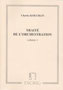 Traité de l'orchestration vol. 1 Charles KOECHLIN laflutedepan.com