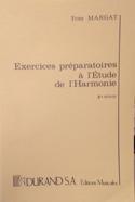Exercices préparatoires à l'étude de l'harmonie, vol. 2 - laflutedepan.com