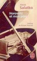 Horowitz et mon père Alexis SALATKO Livre laflutedepan.com