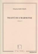 Traité de l'harmonie vol. 2 - Charles KOECHLIN - laflutedepan.com