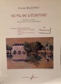 Au fil de l'écriture : 3ème recueil (réalisations) - laflutedepan.com