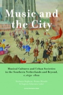 Music and the City 1650-1800 Stefanie BEGHEIN Livre laflutedepan.com