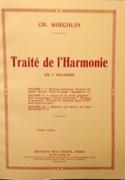 Traité de l'harmonie vol. 3 Charles KOECHLIN Livre laflutedepan.com