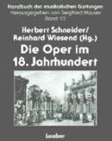 Die Oper Im 18. Jahrhundert laflutedepan.com