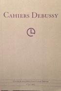 Cahiers Debussy, n° 31 Collectif Livre Les Hommes - laflutedepan.com