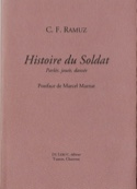 Histoire du soldat RAMUZ Charles-Ferdinand Livre laflutedepan.be
