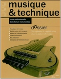 Musique et technique n° 3 (2008) Revue Livre laflutedepan.com