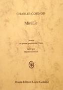 Charles Gounod : Mireille Marthe GALLAND Livre laflutedepan.com