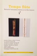 Tempo flûte n° 5 (Premier semestre 2012) - Revue - laflutedepan.com