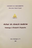 Autour du clavecin moderne Collectif Livre laflutedepan.com