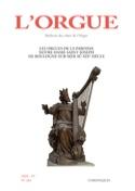 L'orgue, n° 284 (2008/IV) Revue Livre Revues - laflutedepan.com
