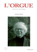 L'orgue, n° 273 (2006/I) Revue Livre Revues - laflutedepan.com