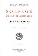 Solfège, cours élémentaire : Livre du maître - laflutedepan.com