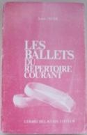 Les ballets du répertoire courant Louis OSTER Livre laflutedepan.be