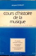 Cours d'histoire de la musique : Tome 1 vol. 4 laflutedepan.com