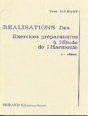 Réalisations des exercices préparatoires à l'étude de l'harmonie, vol. 1 laflutedepan.com