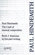 The Craft of musical composition, volume 2 : Exercises in Two-Part Writing laflutedepan.com