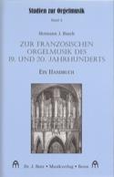 Zur franzosischen Orgelmusik des 19. und 20. Jahrhunderts - laflutedepan.com