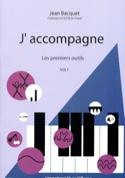 J'accompagne, volume 1 Jean BACQUET Livre laflutedepan.com