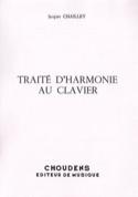 Traité d'harmonie au clavier Jacques CHAILLEY Livre laflutedepan.com
