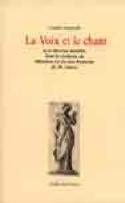 La voix et le chant Claude DORGEUILLE Livre laflutedepan.com