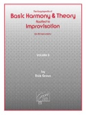 Basic harmony and theory applied to improvisation, vol. 2 laflutedepan.com