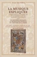 La musique expliquée D'OLIVET Antoine FABRE Livre laflutedepan.com
