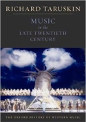 Music in the Late Twentieth Century - laflutedepan.com