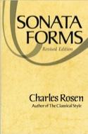 Sonata Forms Charles ROSEN Livre laflutedepan.com