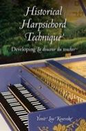 Historical harpsichord technique KOSOVSKE Yonit Lea laflutedepan.com