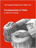 Fundamentals of Tabla : vol. 1 (Livre en anglais) laflutedepan.com