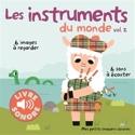 Les instruments du monde, vol. 2 - Marion BILLET - laflutedepan.com