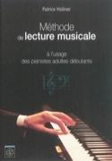 Méthode de lecture musicale à l'usage des pianistes adultes débutants - laflutedepan.com